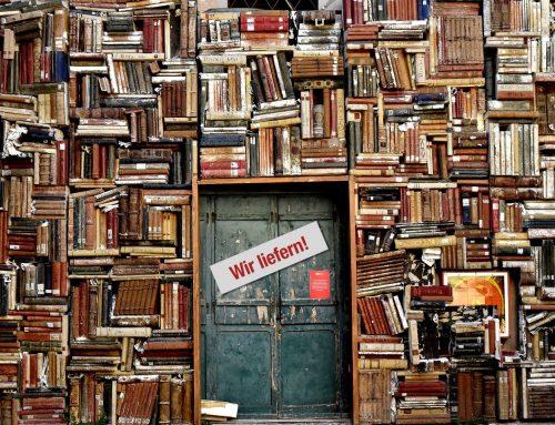 Versorgung mit Lesestoff ist gesichert!